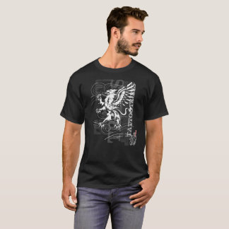 Stammes- gryphon T-Shirt