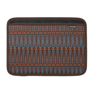 Stammes- Korbgeflecht-Hülse Sleeve Fürs MacBook Air
