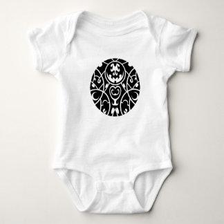 Stammes- Kreiskunst Baby Strampler