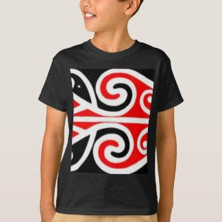 Stammes- Kunst der Maori- Entwürfe für Sie T-Shirt