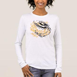 Stammes- Phoenix Langarm T-Shirt