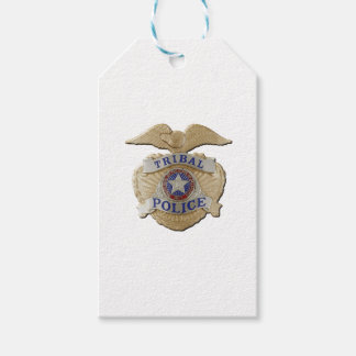 Stammes- Polizei Oklahomas Geschenkanhänger
