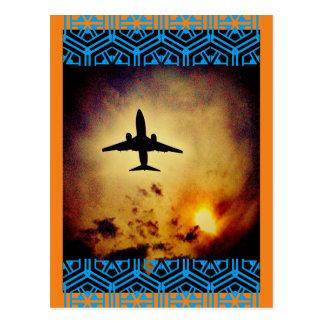 Stammes- Postkarte