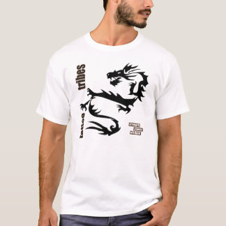 Stammes- Power - DRACHE T-Shirt