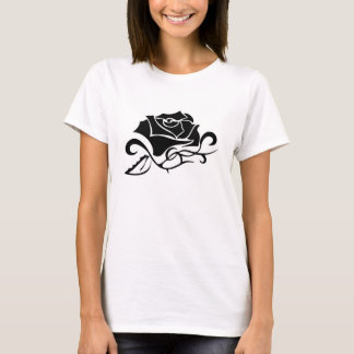 Stammes- Rose T-Shirt