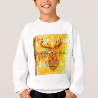 Stammes- Rotwild Sweatshirt