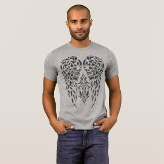 Stammes Skull T-Shirt