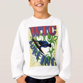 Stammes surfing sweatshirt