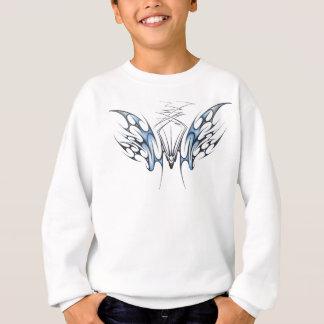 Stammes- Sweatshirt des Schlägers Kinder