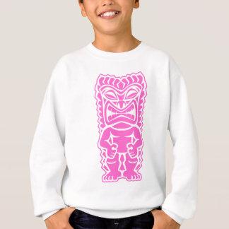 Stammes- Totem heftigen tiki weich Rosas Sweatshirt
