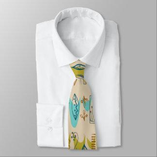 Stammes- Vatertags-Krawatte Personalisierte Krawatten