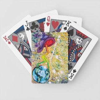 Stand-allein Spielkarten