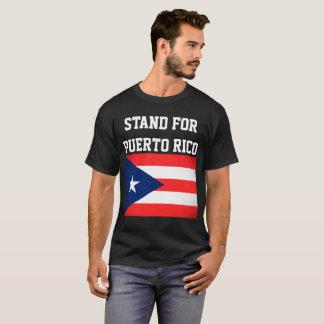 Stand für Puerto Rico T-Shirt