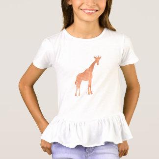 Stand-hohe Giraffe T-Shirt