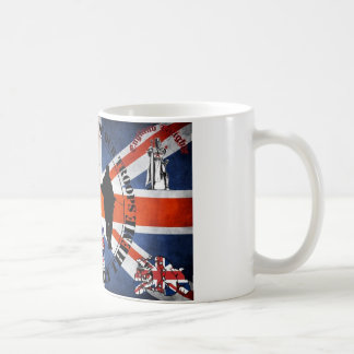 Stand in front of our Troops Kaffeetasse