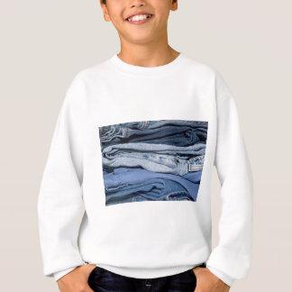 Stapel Denimjeans Sweatshirt