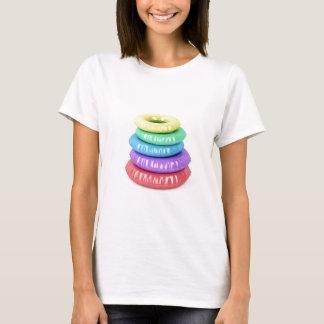 Stapel Schwimmenringe T-Shirt