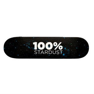 Stardust 100% personalisiertes skateboarddeck