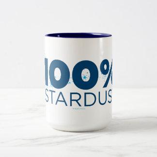 Stardust 100% zweifarbige tasse