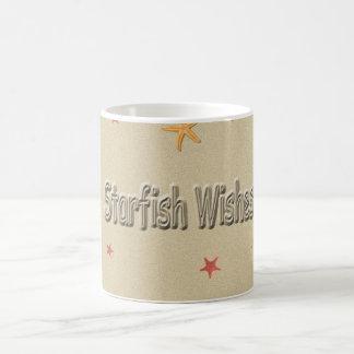 Starfish wünscht Tasse