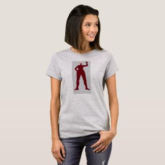 Starke Frau T-Shirt