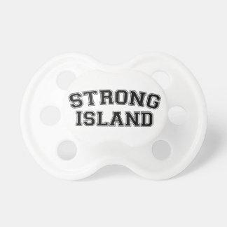 Starke Insel, NYC, USA Schnuller