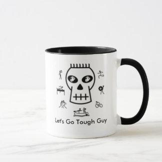 Starke Typ-Kaffeetasse Tasse
