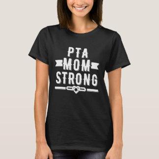 Starker Frauen Pta-Mammas grafisch T-Shirt