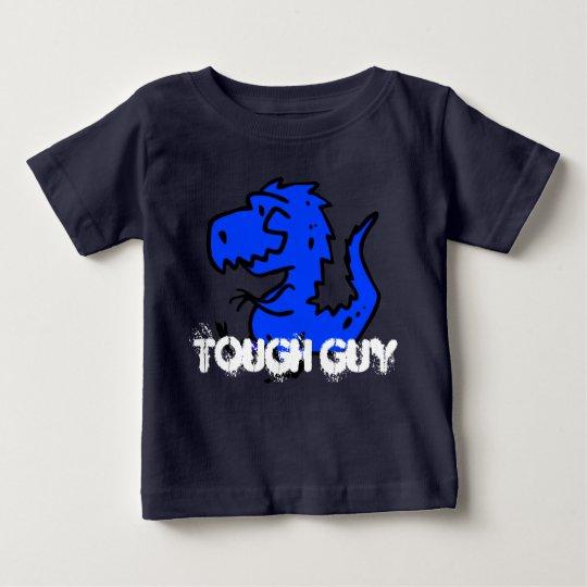 """Starker Typ"" Tyrannosaurus rex Baby T-shirt"