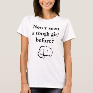 Starkes Mädchen T-Shirt
