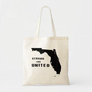Starkes und vereinigtes Florida nach Hurrikan Irma Tragetasche