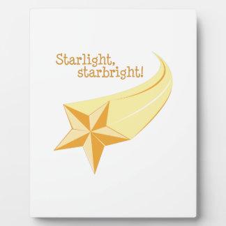 Starlight Starbright Schautafeln