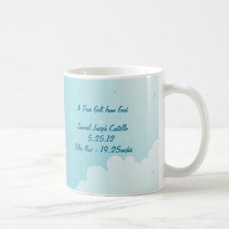 Starry Nachtbaby-Foto-Collagen-Tasse Tasse