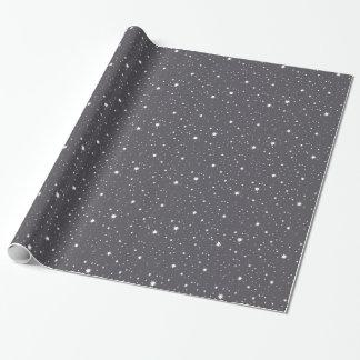 Stars Einpackpapier