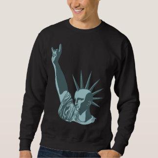 Statue der liberalen Dosierung Sweatshirt