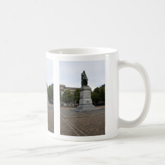 Statue von William der Orange Kaffeetasse
