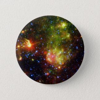 Staubiger Tod der enormen Stern NASAs Runder Button 5,1 Cm