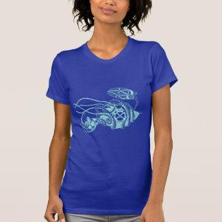Steampunk Bakterium gegen Bakterien T-Shirt