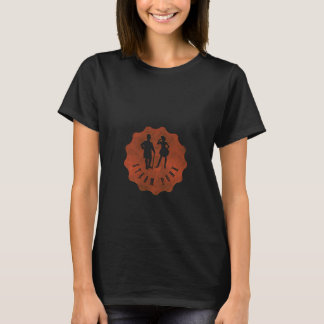 Steampunk Briefmarke T-Shirt