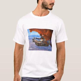 Steampunk Flugmaschine T-Shirt