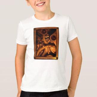 Steampunk Gang-Uhrwerk-T - Shirt