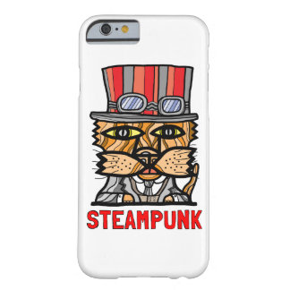 """SteamPunk"" glatter Telefon-Kasten Barely There iPhone 6 Hülle"
