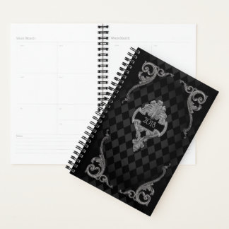 Steampunk Goth Planer