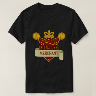 Steampunk Kaufmann T-Shirt