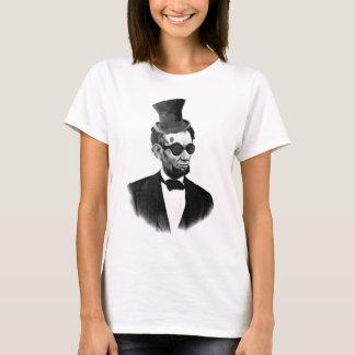 Steampunk Lincoln T-Shirt
