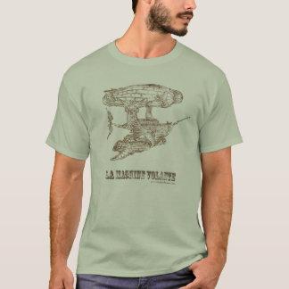Steampunk Luftschiff-T - Shirt