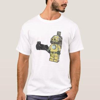 Steampunk Mann T-Shirt