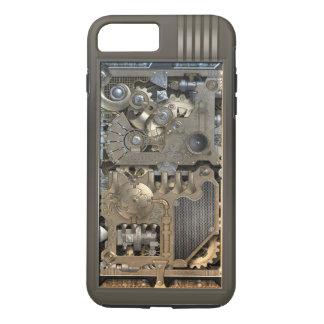 Steampunk Mechanismus iPhone 7 Plus Hülle
