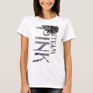 Steampunk mit einer Drehung… SteamPink T-Shirt