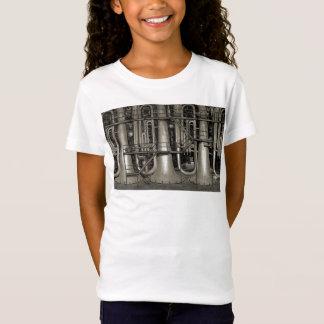 Steampunk Musik-Fabrik T-Shirt